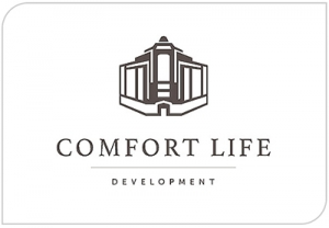 "Advertising campaign of ""Comfort Life Development"""