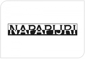 "Advertising campaign of ""Napapijri"""