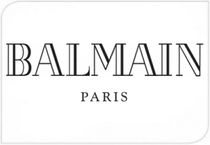 "Advertising campaign of ""Balmain"""