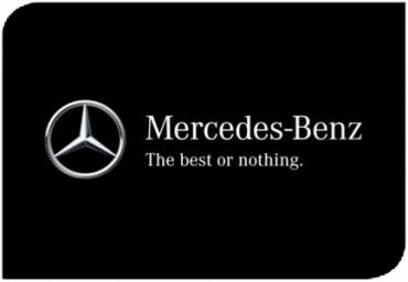 "Advertising campaign of ""Merсedes-Benz Е-class"""