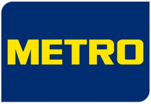 "Advertising campaign of ""METRO"""
