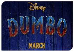 "Advertising campaign of the movie ""DUMBO"""