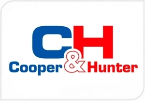 "Advertising campaign of ""COOPER & HUNTER"""