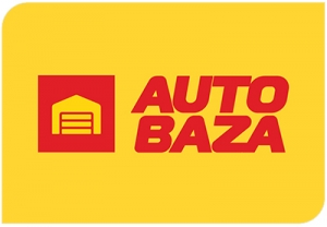"Advertising campaign of ""AUTO BAZA"""
