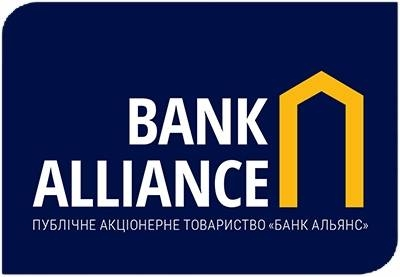 "Advertising campaign of ""BANK ALLIANCE"""